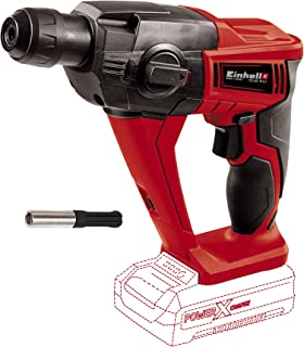 Sponsored Ad – Einhell TE-HD 18 Li - Solo Power X-Change Cordless Hammer Drill - Supplied Without Battery & Charger