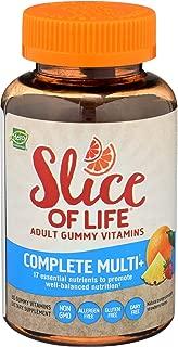 Hero Nutritionals, Slice of Life Multivitamin Adult Gummy, 60 Count