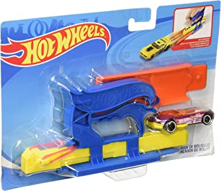 Hot Wheels Hw Lancador Basico Com Carro Mattel