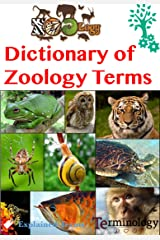 Dictionary of Zoology terms (English Edition) Format Kindle
