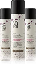 Style Edit Root Concealer Touch Up Spray   Instantly Covers Grey Roots   Professional Salon Quality Cover Up Hair Products for Women  Dark Brown 2 Ounce (Pack of 3)