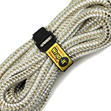 Super-Stretch Wrap-It Storage Straps (Assorted 8 Pack) - Elastic Hook and Loop Cinch Straps - Extension Cord Organizer, Hose, Rope and Cables Straps, Cord Wrap, Cord Keeper, Garage and RV Organization