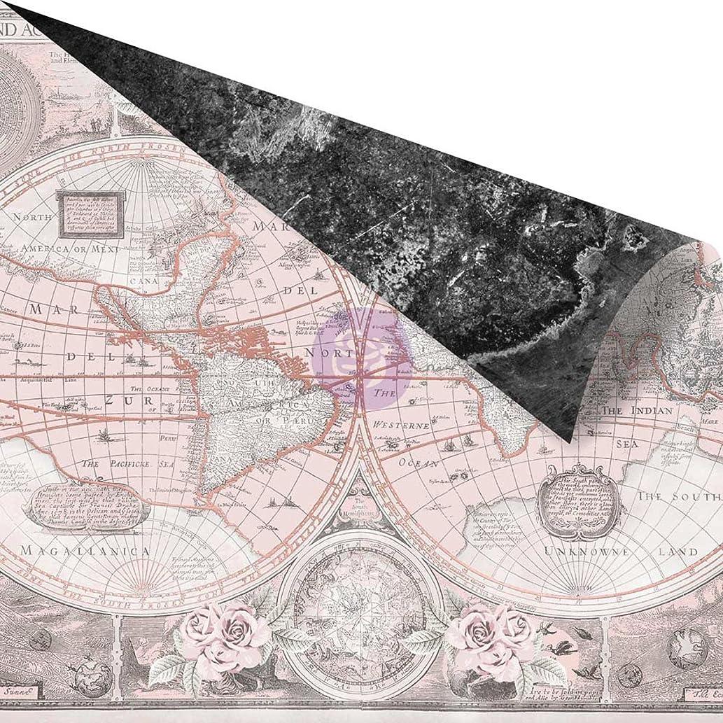 Prima Marketing 12X12 Paper Rose Quartz - Stone