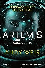 Artemis. La prima città sulla luna (Italian Edition) Format Kindle