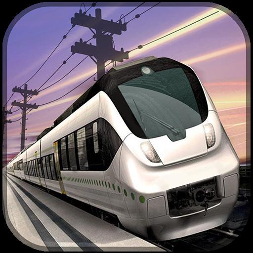 métro train ville chauffeur simulateur 2018 gratuit Jeu