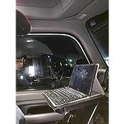 port/átil asiento de veh/ículo Beihaoer Escritorio para volante de coche escritorio de comer para conductor port/átil multifuncional y port/átil bandeja para volante de alimentos gris