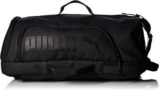 PUMA Men's Protocol Hybrid Duffel, Black, One Size