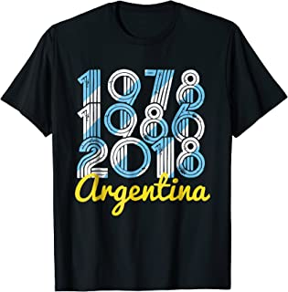 argentina 1978 shirt