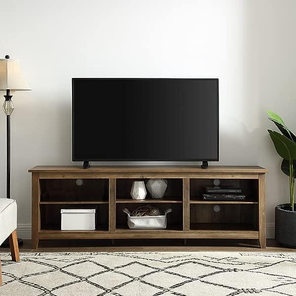 我们家具 AZ70CSPRO 电视架 70 乡村橡木