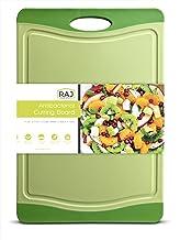 Raj Plastic Cutting Board Reversible Cutting board, Dishwasher Safe, Chopping Boards,..