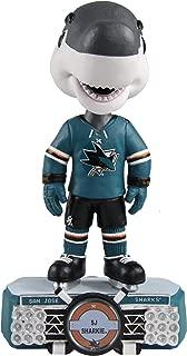san jose sharks sharkie