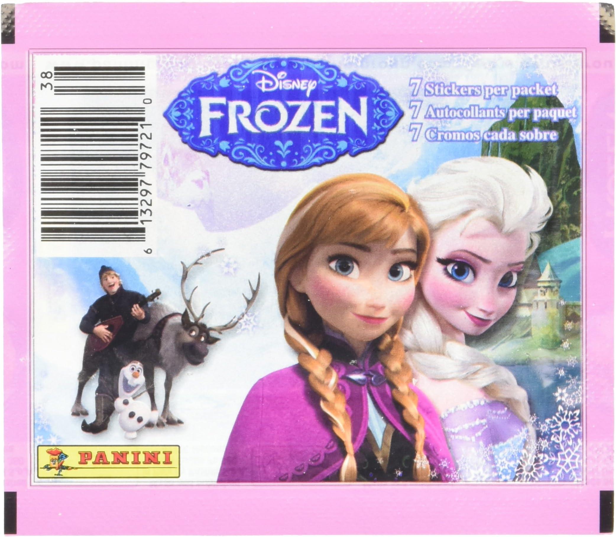 II Sticker Collection Pocket Tin Panini Frozen 2