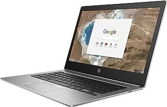 HP W0T00UT#ABA 13 inch M3-6Y30 Processor (0.9 GHz, 4 MB Cache), 4GB Chromebook