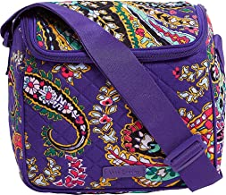 Vera Bradley Iconic Stay Cooler in Romantic Paisley, Signature Cotton