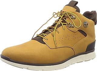 Timberland Men's Killington Hiker Chukka Boot,Wheat Nubuck,US 13 W