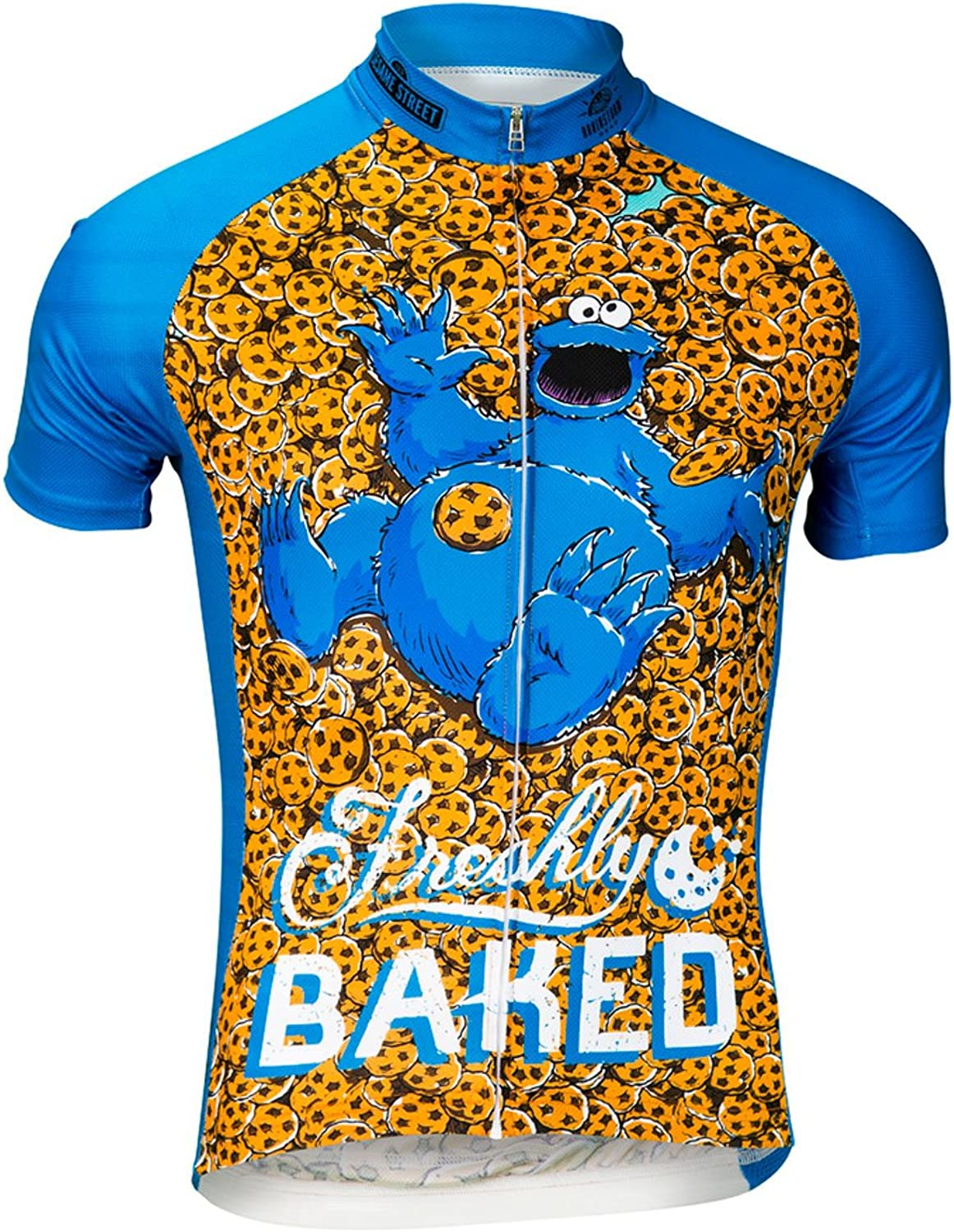 Brainstorm Gear Women's Freshly Baked Cookie Cycling Jersey  SSFBW