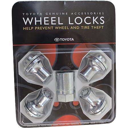 Genuine Toyota Accessories PTR27-34110 TRD Wheel Lock