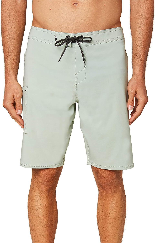 Now on sale O'NEILL Men's Water Resistant Max 52% OFF Hyperfreak Boardshort Stretch Swim