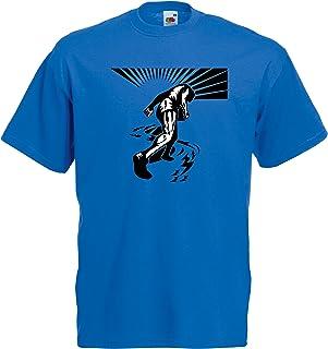 Settantallora - T-shirt Maglietta J1259 Skyrunner Graphics