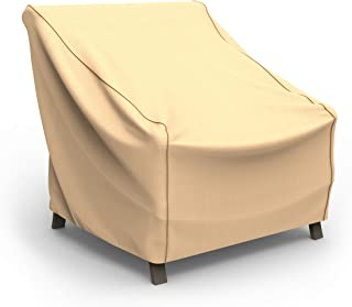 EmpirePatio Select Tan Patio Chair Cover, Extra Large