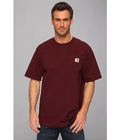 Carhartt Workwear Pocket S/S Tee K87 (Port) Men
