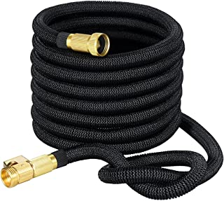 VicTsing Expandable Garden Hose, 50ft Water Hose with On/Off Valve, 3/4