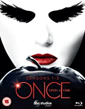 Once Upon a Time Season 1-5 Region Free  UK