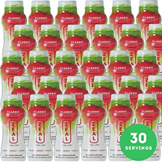 Zeal for Life - Wellness Formula - Classic Kiwi Watermelon - 30 Servings