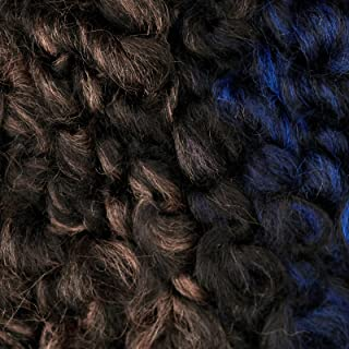 Lion Brand Yarn Homespun Thick & Quick Tartan Stripes