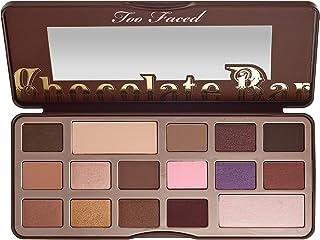 Too Faced Makeup Eyeshadow Palette Chocolate Bar. Eyelids