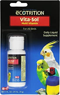 ecotrition Ultravite Vita-Sol Multi-Vitamin Supplement for Bird