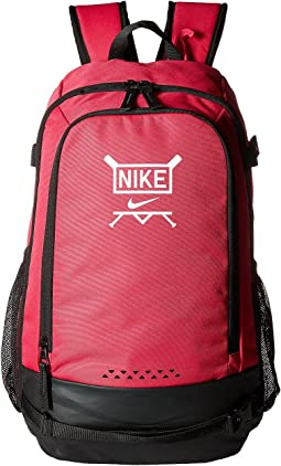 ba5f66ec04 Rush Pink Black White. 12. Nike Kids. Vapor Clutch Bat Baseball Backpack