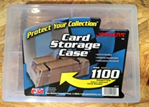 Collectible Trading Card Storage Case by Plano Molding