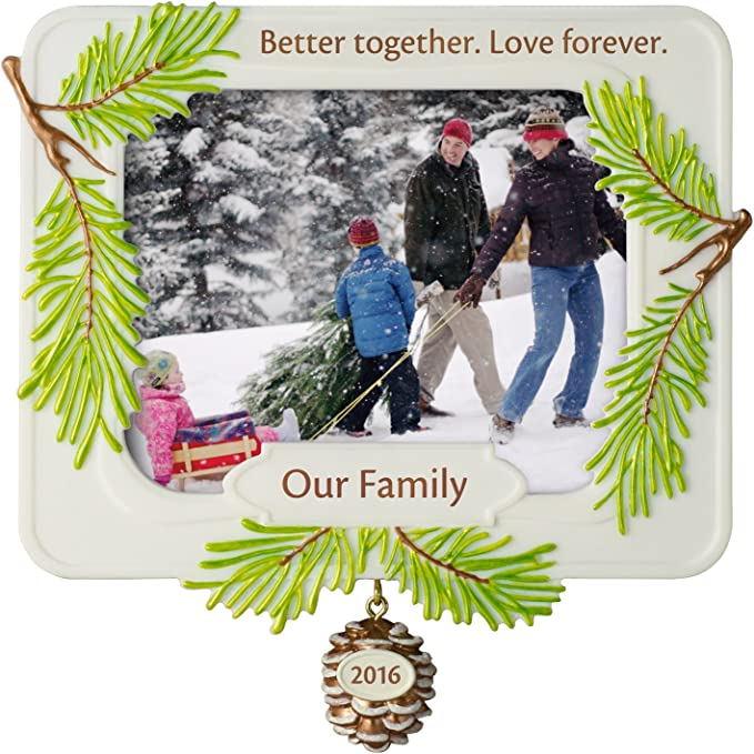 Hallmark 2016 Keepsake A SAVIOR IS BORN Christmas Ornaments
