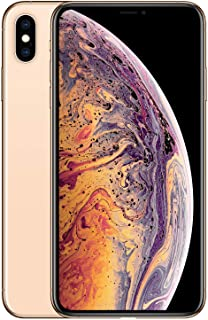 Apple iPhone Xs Max With FaceTime - 64GB 4G LTE Gold