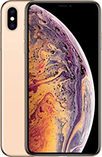 iPhone Xs Max with facetime, 512GB, Gold