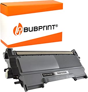 Bubprint Tóner Compatible con Brother TN-2220 TN-2010 para Impresora DCP-7055 DCP-7060N HL-2130 HL-2200 HL-2240 HL-2250DN HL-2280DW MFC-7360Ne Negro