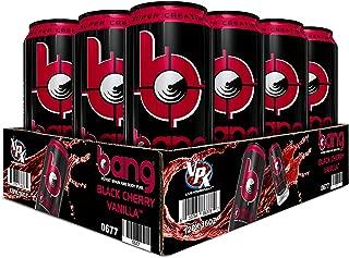 VPX Bang Rtd, Black Cherry Vanilla, 16 Fl. Oz (12 Count)