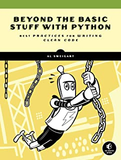 Beyond the Basic Stuff with Python: Best Practices for Writing Clean Code