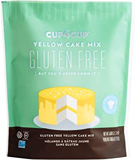 Cup4Cup Yellow Cake Mix, 1.32 Lbs