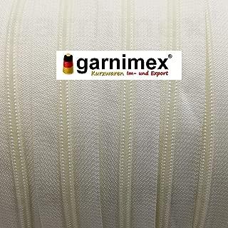 garnimex Cremallera 50 cm x 5 Unidades Color 36 marr/ón Chocolate Surtidos no Divisible