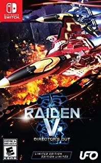 Raiden V: Director's Cut Limited Edition for Nintendo Switch [USA]