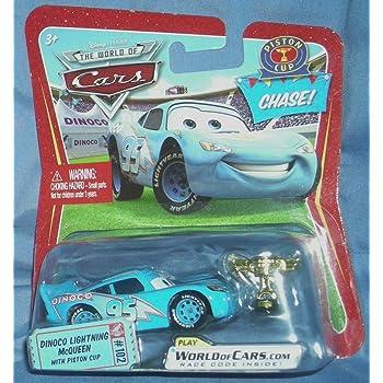 Amazon Com Disney Pixar Cars Movie 1 55 Die Cast Car Dinoco