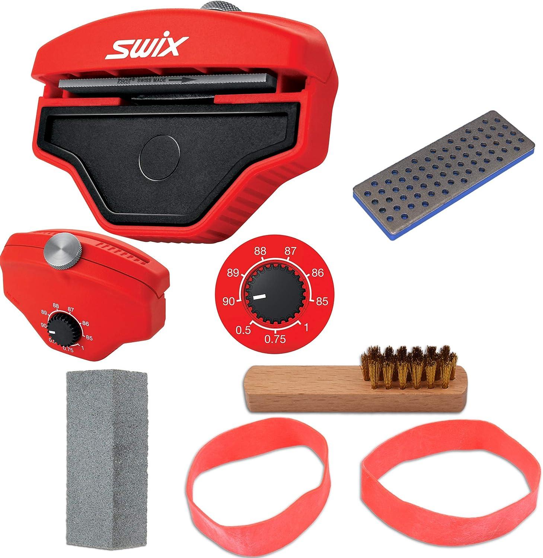RaceWax Dual Edge Kit 70D Ski Base-Side Tool Max 67% OFF +Gummi Gorgeous +Diamond M