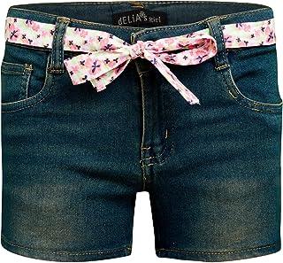 dELiAs Girls Stretch Denim Shorts