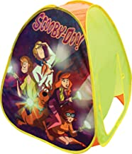 Sunny Days Entertainment Scooby Doo Pop-Up Play Tent Made from Durable Flame Resistant Material & Bright Color Graphics