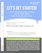 MindTap Economics, 1 term (6 months) Printed Access Card for Mankiw's Principles of Macroeconomics, 8th