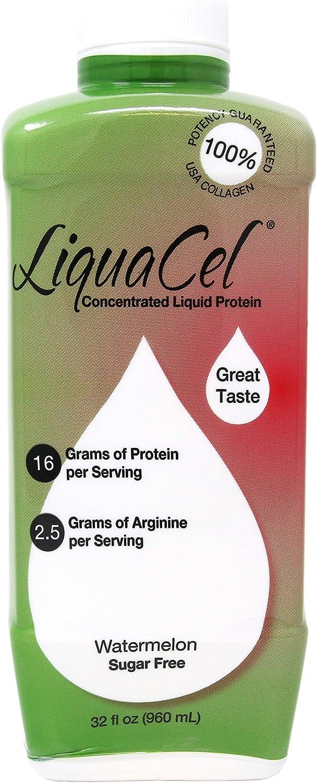 New product Ranking TOP5 type Liquacel Liquid Protein Watermelon 32oz 1 X Bottle