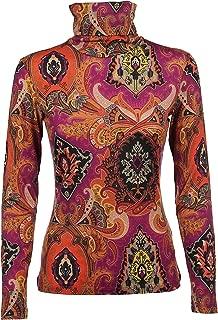 ETRO Luxury Fashion Womens 1805952600650 Multicolor Sweater | Fall Winter 19