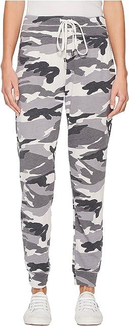 Splendid Woodbury Camo Active Pants